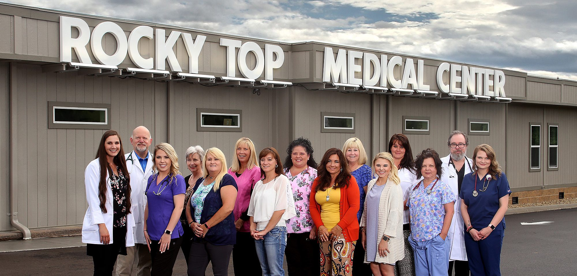 Rocky Top Medical Center